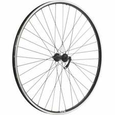 M-Part Shimano Deore / Mavic A319 black / DT Swiss P/G 36 hole front wheel