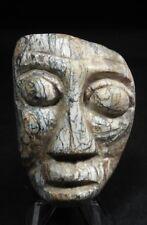 Mastodon/Stegodon Carving - Island of Java.  Fossil bone carving #2