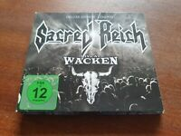 Sacred Reich Live at Wacken 2007 CD & DVD Deluxe Edition