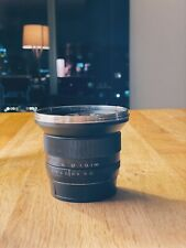 ZEISS Distagon T 18mm f/3.5 ZE Lens For Canon