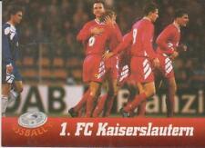 Panini RAN Sat 1 Fussball 1995 trading card #40 1.FC Kaiserslautern