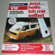 VW Camping Bus T 3 selbstgebaut ab 1979 Handbuch Jetzt helfe ich mir selbst NEU!