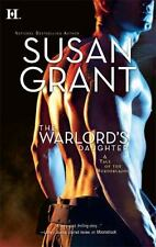 The Warlord's Daughter by Susan Grant (2009, Paperback) Paranormal Romance