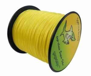 10 Color 300M Multifilament Spectra Braided 4 Strands Sea Testing Fishing Lines