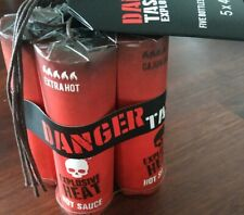Dynamite Hot Sauce 🔥 5 Bottles Gift Set Xmas Present Spicy Christmas Gift 🔥