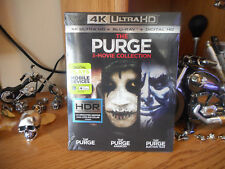 THE PURGE-3 MOVIE COLLECTION:4 K ULTRA HD+BLU RAY+DIGITAL HD