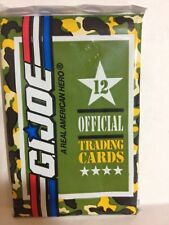 G.I. JOE 1991 PREMIER TRADING CARDS ONE SINGLE PACK UNOPENED