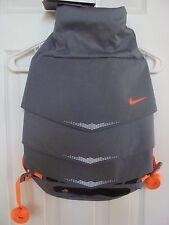 New Nike Mog Bolt Daypack Backpack BA4968 080 Orange/Grey