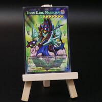 Yugioh ORICA: Toon Dark Magician (Holo) | Full-Art Custom Card Dunkler Magier