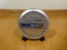 Panasonic SL-SV550 MP3 CD FM Radio Portable Compact Disc Player Made in Japan