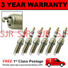 6X DOUBLE IRIDIUM SPARK PLUGS FOR SAAB 9'3 93 2.8 TURBO V6 2007-2008