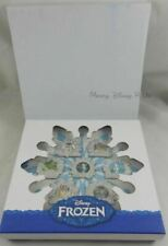 Disney D23 Expo The Music of Frozen Boxed 7 Pin Set Limited Edition LE 500