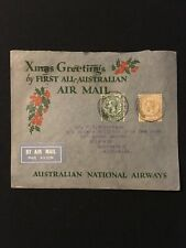 Fdc First Australia Air Mail 1932