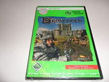 PC  Stronghold (GreenPepper) USK-Einstufung: USK ab 12 freigegeben