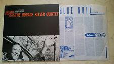 THE HORACE SILVER QUINTET Finger Poppin´ with  *BLUE NOTE DMM VINYL LP*MINT*
