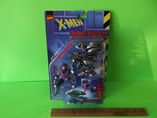 """X-Men Robot Fighters Gambit 5""""in Figure Attack Robot Drone/ Projectile Missile"""