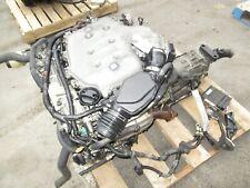 JDM 03-06 Nissan 350z Infiniti G35 3.5L Engine Automatic Transmission JDM VQ35DE