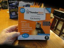 ThunderShirt Classic- Cat Anxiety Jacket, Heather Gray, Medium Perfect