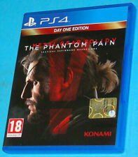 Metal Gear Solid V - The Phantom Pain - Sony Playstation 4 PS4 - PAL