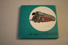 "Vintage 1968 Classics of Transportation "" the book of Trains"" by J B Snell"