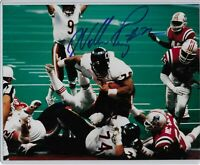 "William Perry ""The Fridge"" Chicago Bears Signed Autographed 8x10 Photo"