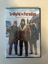 Trapped in Paradise (DVD, 2004 Rare OOP Region 1) Nicholas Cage - New, Sealed