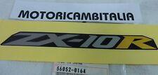 KAWASAKI ZX-10 R 04 ADESIVO CARENATURA CARENA  STICKER DECAL TAIL SIDE 560520164