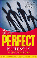 Perfect People Skills,Floyer Acland, Andrew,New Book mon0000053591