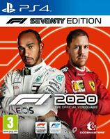 F1 2020 Seventy Edition PS4 - [Digital Download Secondary] Multilanguage