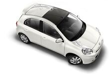 Genuine Nissan Micra (07/10 - 08/13) Bonnet and Roof Decal set (KE5371H020)