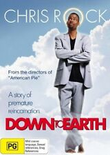Down To Earth (DVD, 2007)