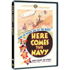 Here Comes the Navy (1934) DVD JAMES CAGNEY PAT O'BRIEN