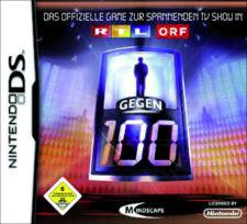 Rtl/ORF una contra 100 Nintendo DS juego nuevo con embalaje original (también en 3ds Singleplayer)