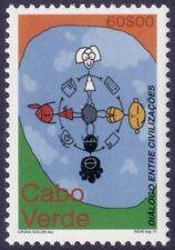 2001 Dialogue among civilizations - Cape Verde - isolated stamp