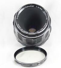 Pentax Super-MACRO-Takumar 50mm F4 Lens M42 Screw Mount - Vintage Japan