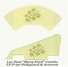 Les Paul LP ES-295 P-90 Pickguard & Armrest W/Brackets made for Gibson Project