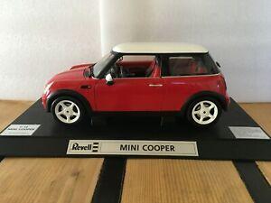 REVELL Métal 08451 Mini Cooper 1/12