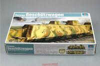Trumpeter 01509 1/35 German Geschutzwagen Hot