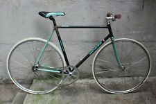 Bianchi Pista fixed gear single speed columbus NJS cinelli track vintage surly m