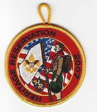 BOY SCOUT   HERITAGE S.R.  2007   GREATER PITTSBURG CNCL    PA