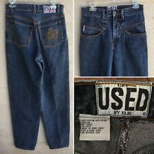 Vintage Get Used By Elie Classic Jeans 90s Hip Hop 29� Waist Mens Womens 1990s