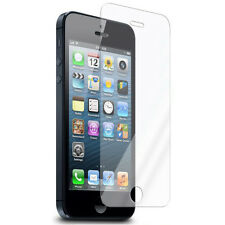 2 x Tempered Glass Scratch Resist Screen Protector for Apple iPhone 5 5C 5S SE