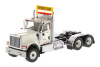 1/50 International HX520 Day Cab Tandem Tractor in White - Cab Only