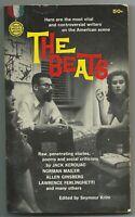 The Beats by Seymour Krim [Gold Medal #d1328, 1963, 2nd, Kerouac, Ginsberg, VG]