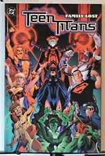 Teen Titans Family Lost #2 Tpb