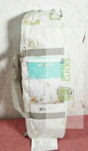 "Pillowfort- Kids TeePee Tent Backyard Icons Green, 69""H x 52"" W x 52"" D"