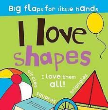 Good, Great Big Lift the Flap: I Love Shapes, , Book