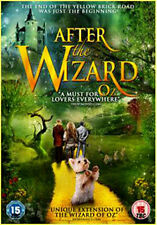 AFTER THE WIZARD OF OZ - DVD - REGION 2 UK