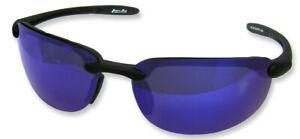 Bimini Bay Polarized Sunglasses MB-43074-SB Smoke Blue Lens Fishing Beach