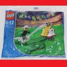 NEU LEGO 1429 Sports Fussball Fußballspieler past zu 71014 5012 selten von 2002